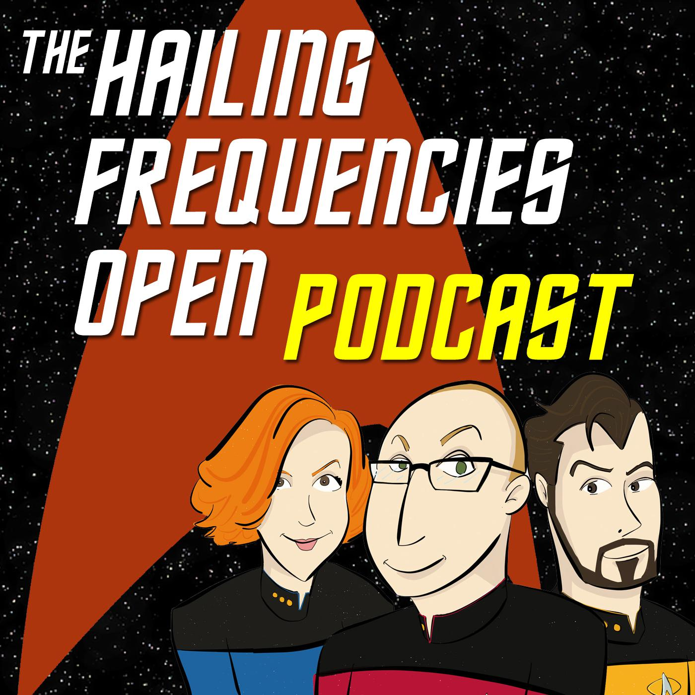 HFO Podcast Ep  #17 – TNG Rewatch: When The Bough Breaks