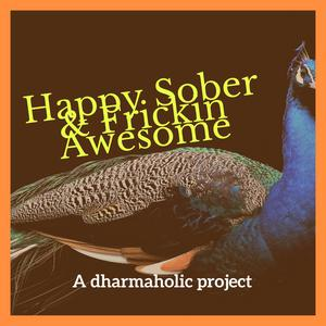 Happy, Sober and Frickin Awesome with Dharmaholic