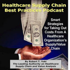 Best Non-Profit Podcasts (2019): Healthcare Supply Chain Best Practices Podcast