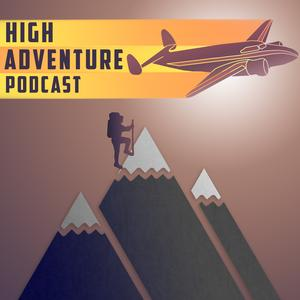 Best Outdoor Podcasts (2019): High Adventure Podcast