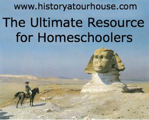 Best Educational Technology Podcasts (2019): History At Our House: Ancient History