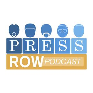 Best Games & Hobbies Podcasts (2019): Hit The Pass - Press Row Podcast