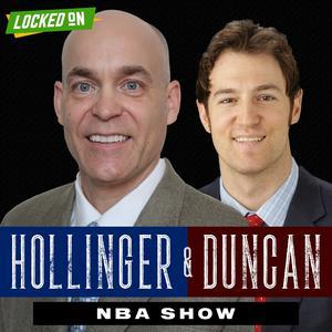 Best Basketball Podcasts (2019): Hollinger & Duncan NBA Show - NBA Basketball Podcast