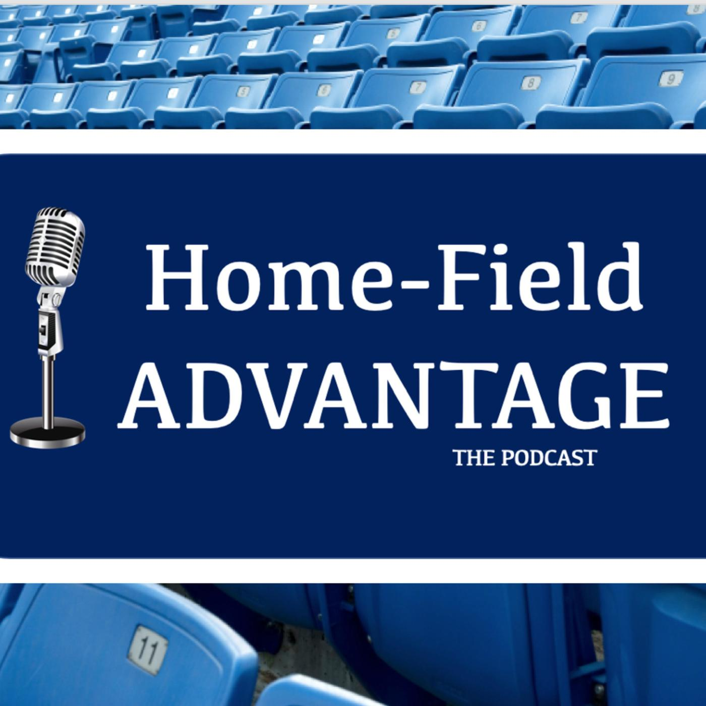Home-Field Advantage (podcast) - Will Hyland   Listen Notes