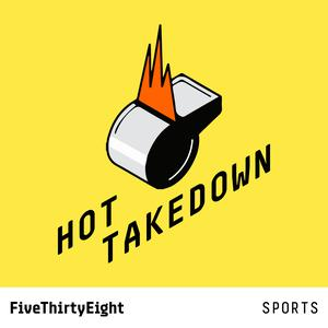 Best Sports Podcasts (2019): Hot Takedown