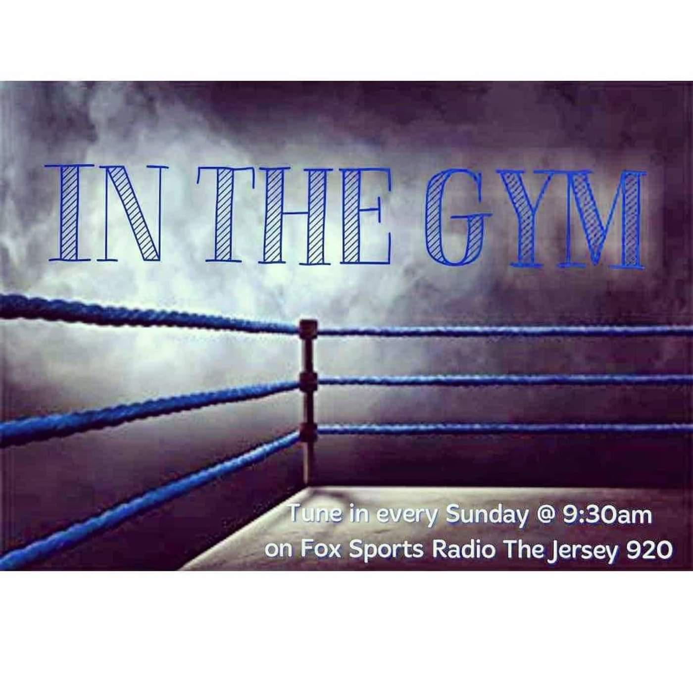 Episode 6 In The Gym W Tim Witherspoon Jr In The Gym W