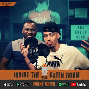 Best Sports & Recreation Podcasts (2019): Inside the Green Room with Danny Green