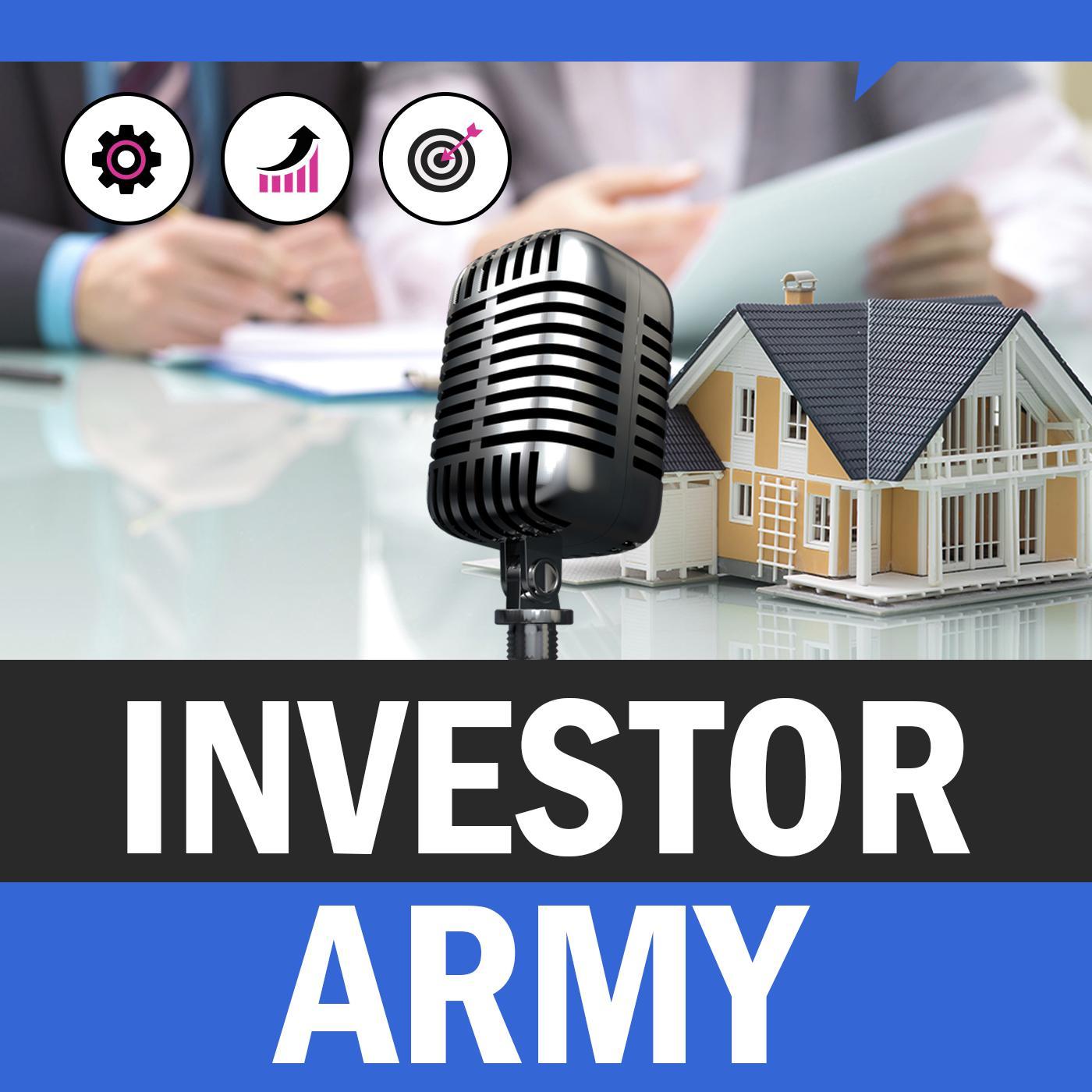 Investor Army Podcast - Connor Steinbrook | Listen Notes