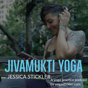 Jivamukti Yoga with Jessica Stickler
