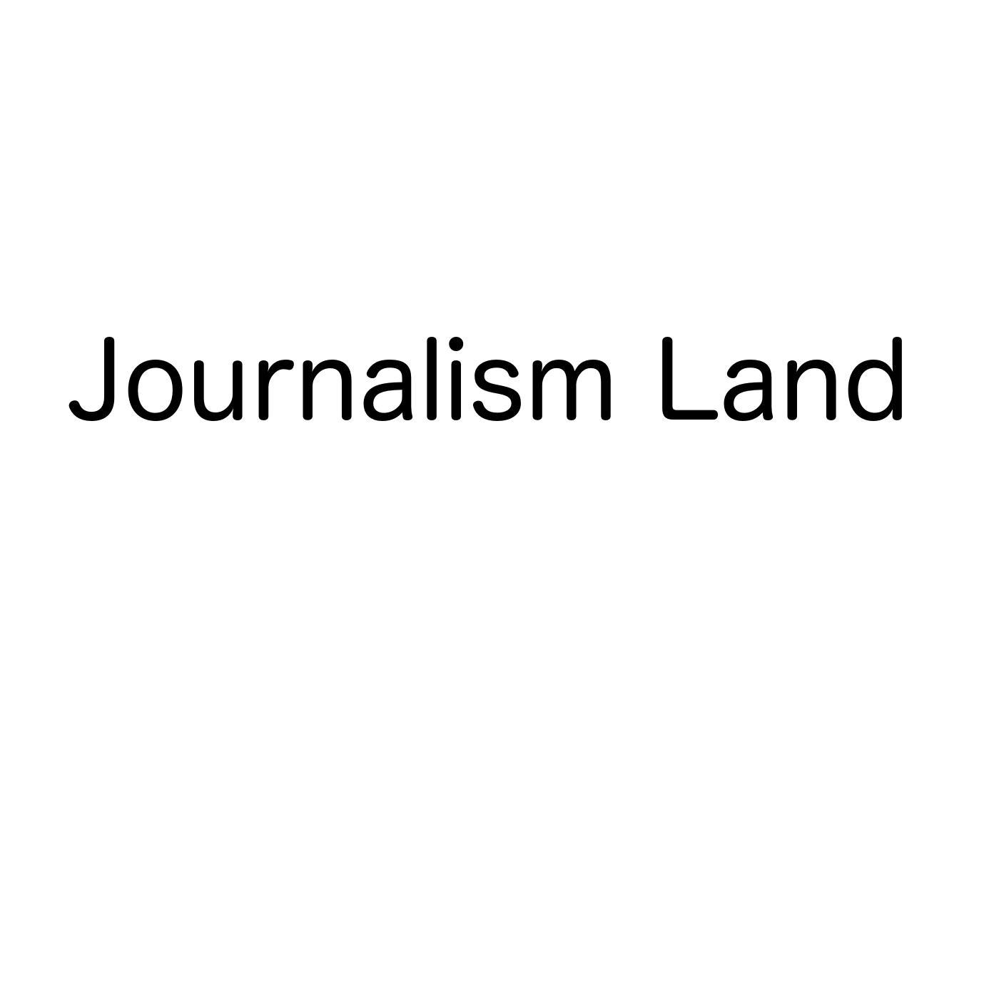 Journalism Land (podcast) - Benjamin Peim | Listen Notes
