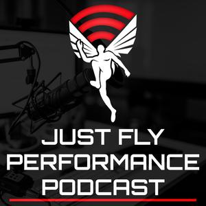Die besten Fitness-Podcasts (2019): Just Fly Performance Podcast