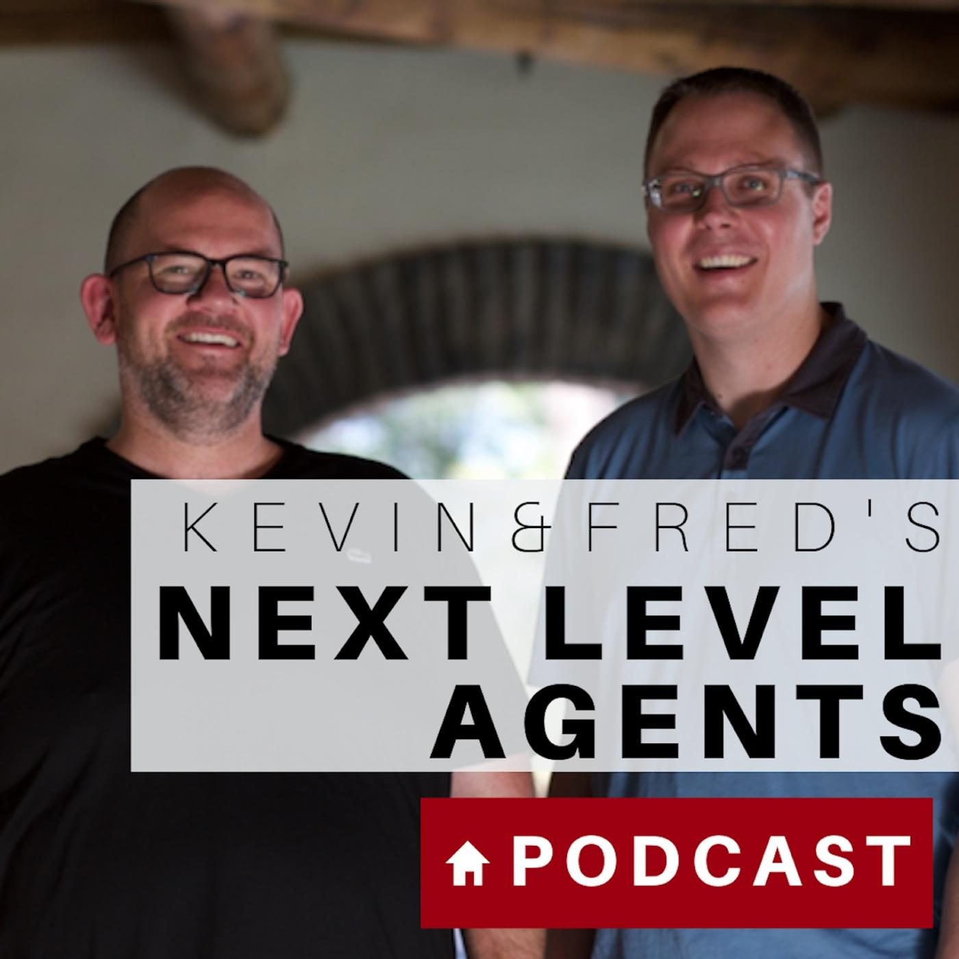 Best Business Podcasts 2020 Kevin & Fred's Next Level Podcast: Quick Tips for Realtors and