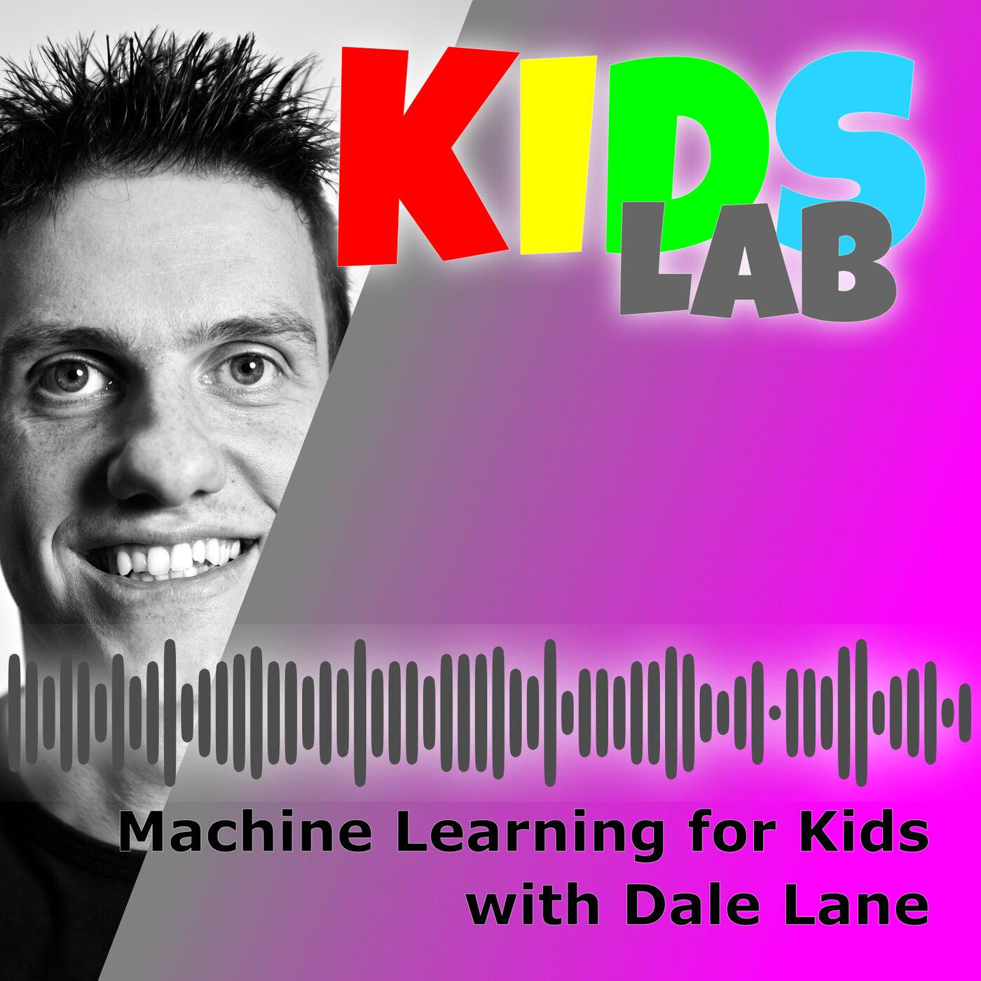 Machine Learning for Kids with Dale Lane - KidsLab - a ...