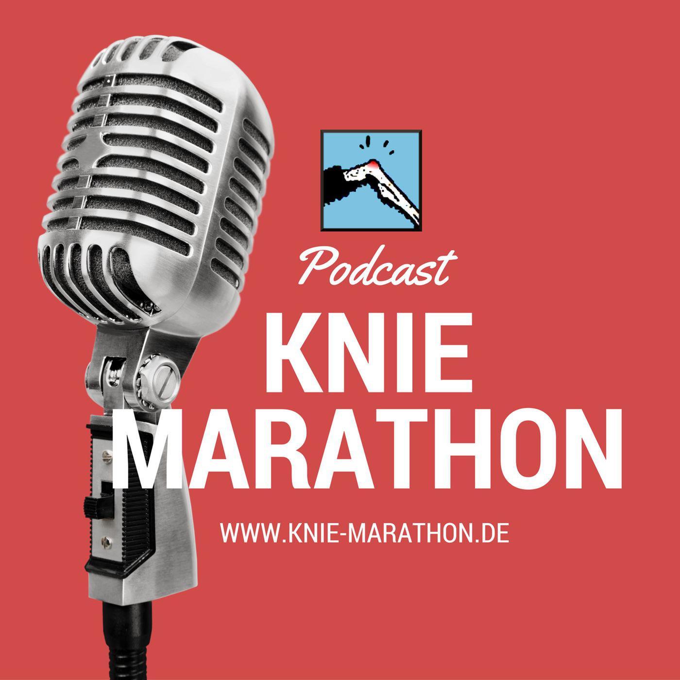 Knie Marathon Podcast - Katrin Glunk | Dipl  Psychologin