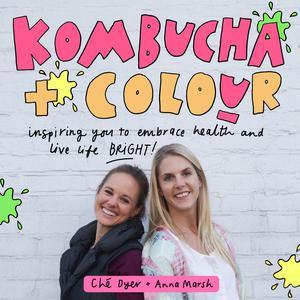Kombucha and Colour