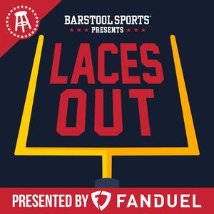 Best NFL Podcasts (2019): Laces Out