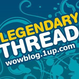 Best Leisure Podcasts (2019): Legendary Thread: 1UP's World of WarCraft Podcast