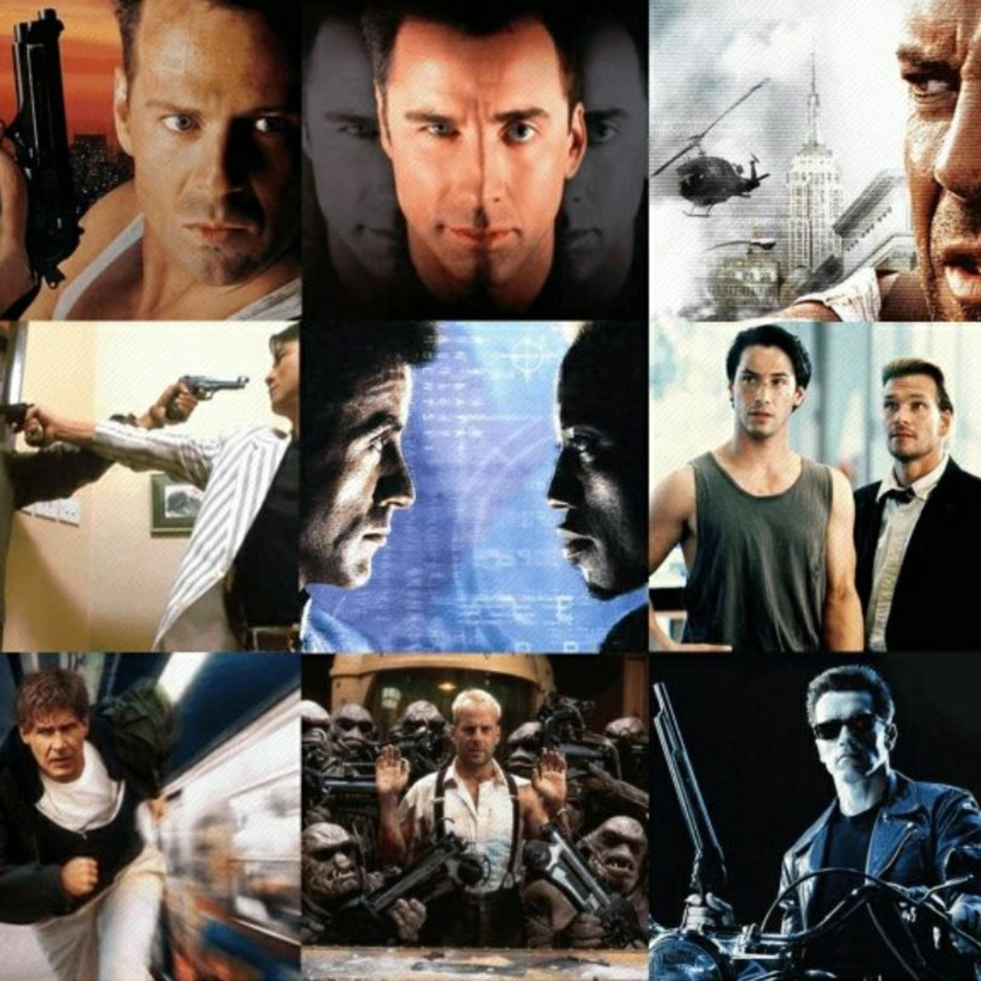 Best Action Movies of the '90s! - #LetMeJustSayThis (podcast