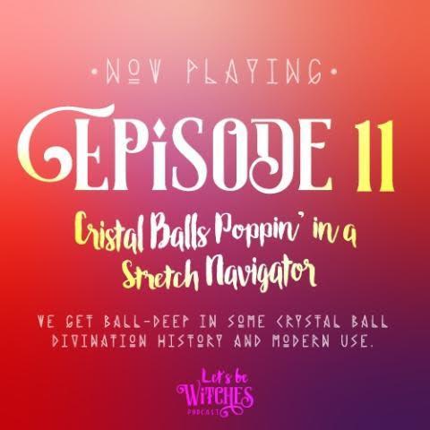 Divination: Cristal Balls Poppin' In A Stretch Navigator