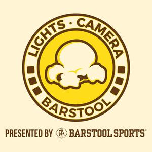 Lights Camera Barstool