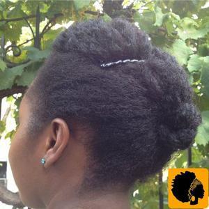 Long, Healthy Hair - Natural Kinky and Curly Hair