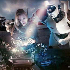 Make Robots Not War