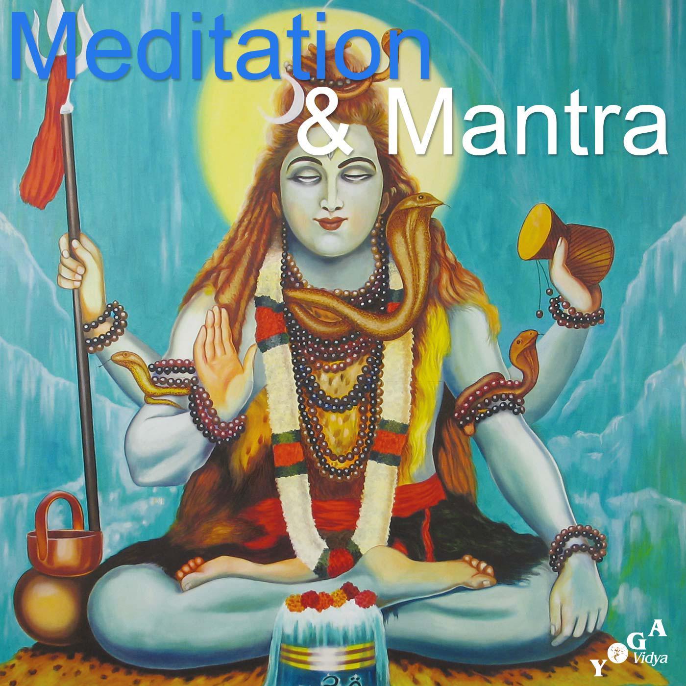 Mantra Meditation Anleitung Podcast Sukadev Bretz Yoga Vidya Listen Notes