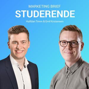 Top 10 podcasts: Marketing Brief Studerende - Online Marketing for Studerende