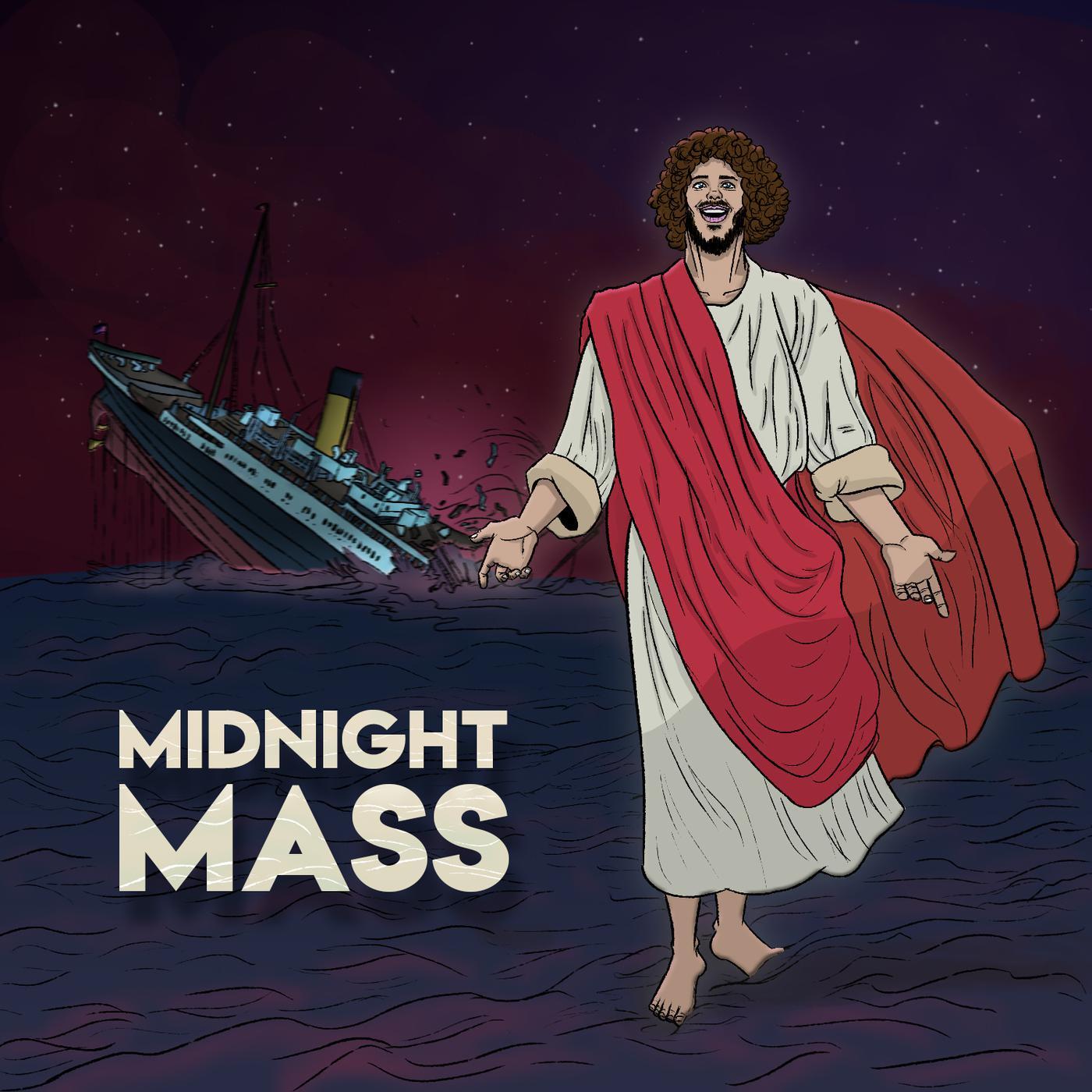 Midnight Mass Podcast Masseeh Radfar Listen Notes