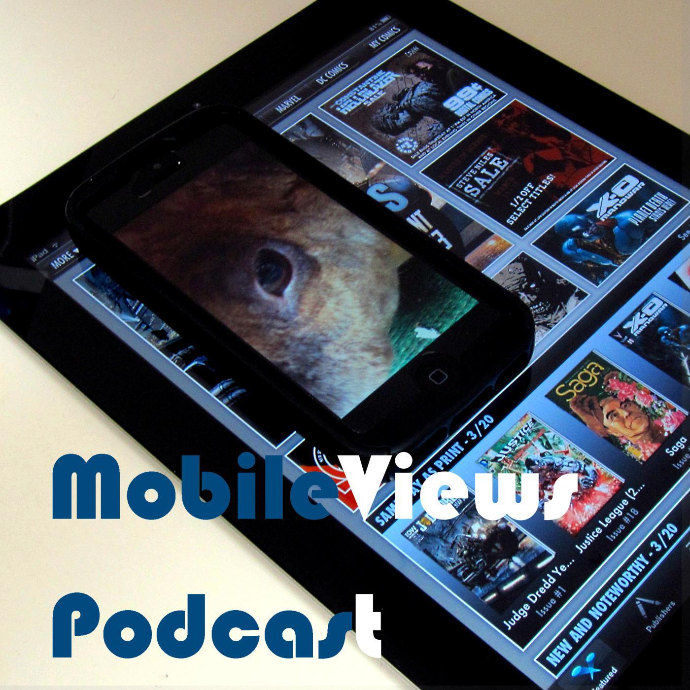 MobileViews com Podcast - MobileViews - Todd Ogasawara