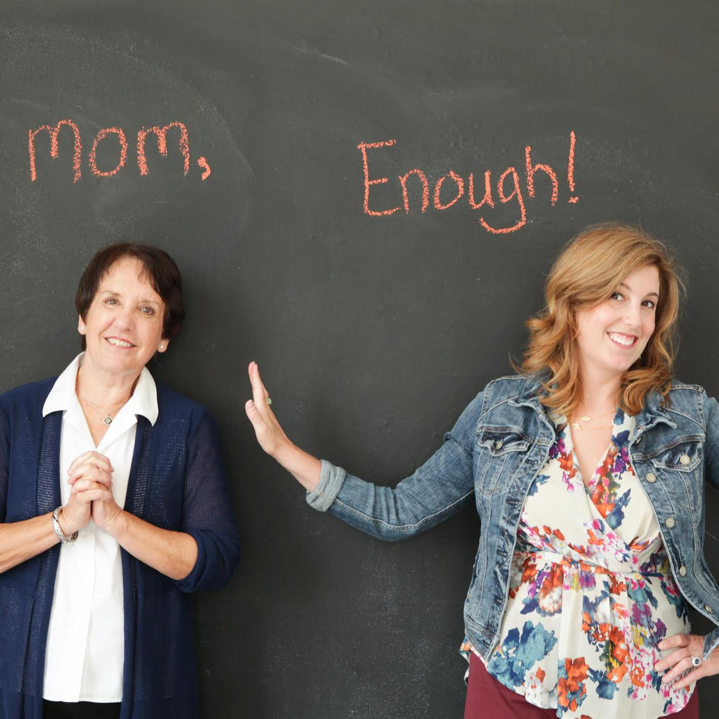 Image result for mom enough podcast