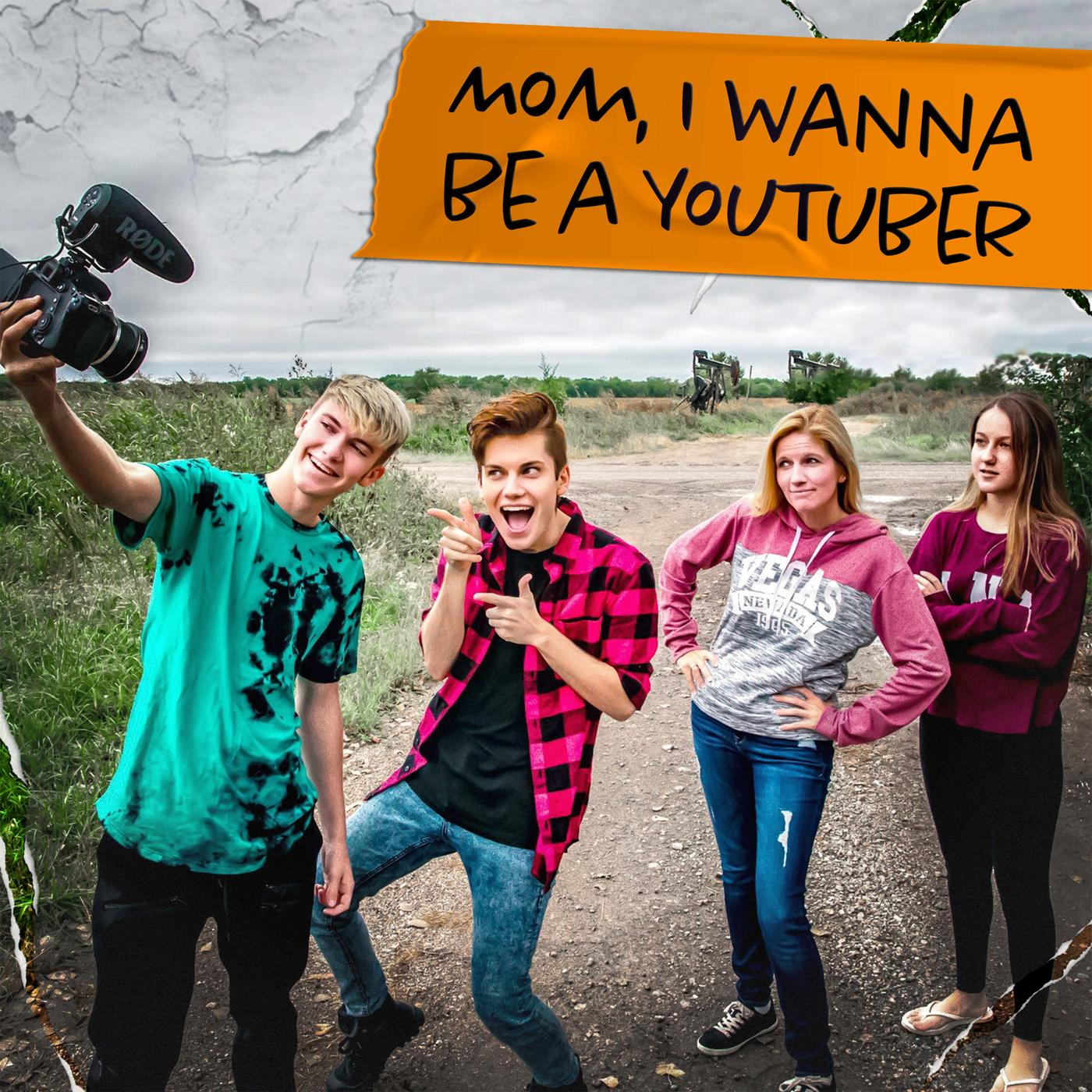Mom, I Wanna Be A YouTuber (podcast) - Braungardt Family | Listen Notes