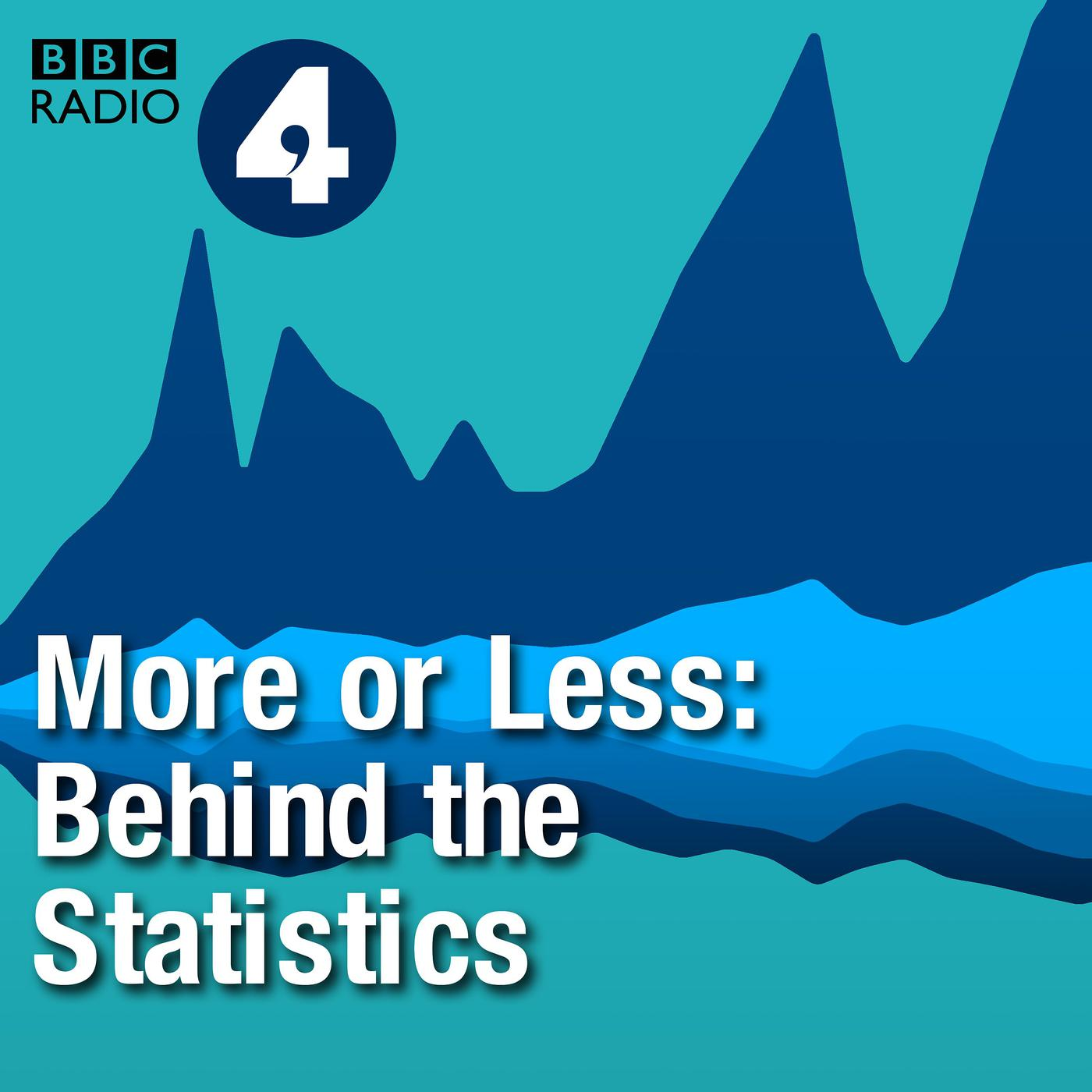 More or Less: Behind the Stats (podcast) - BBC Radio 4 | Listen Notes