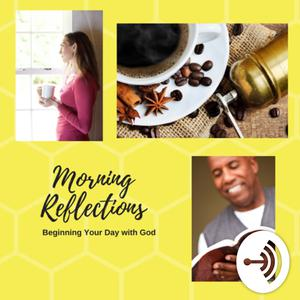 You Deserve a Break Today - Morning Reflections (podcast