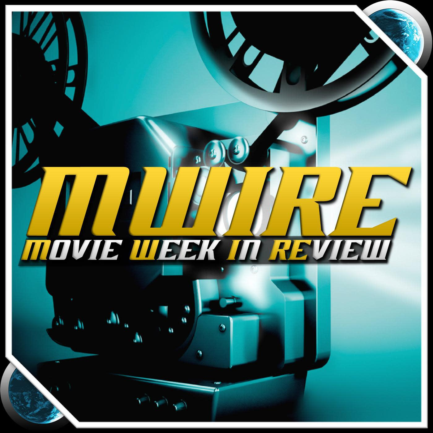 MWIRE - EP 199 - BAD XMAS FILMS! - Movie Week in Review