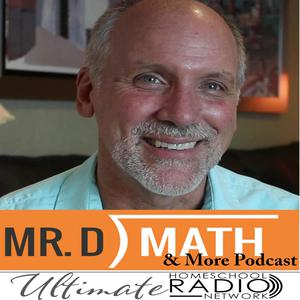 Best Education for Kids Podcasts (2019): Mr. D Math