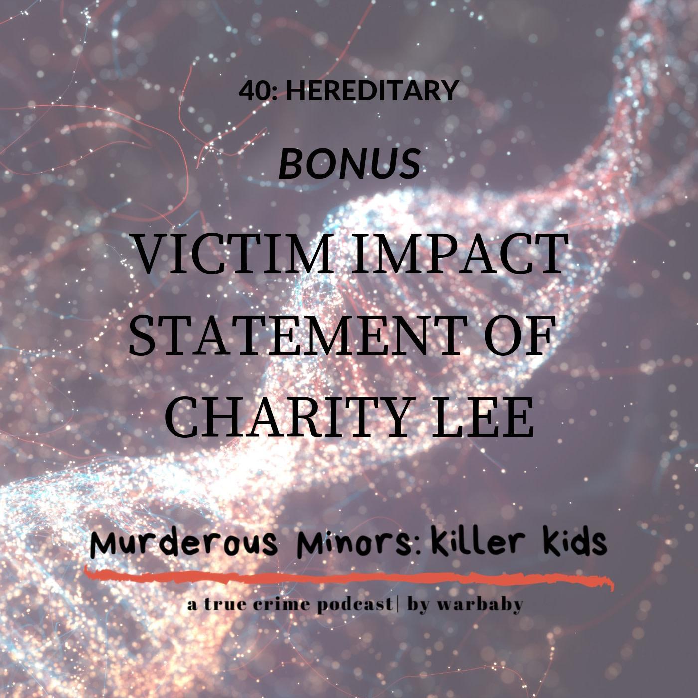 Murderous Minors: killer kids (podcast) - Murderous Minors