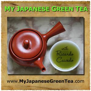 My Japanese Green Tea