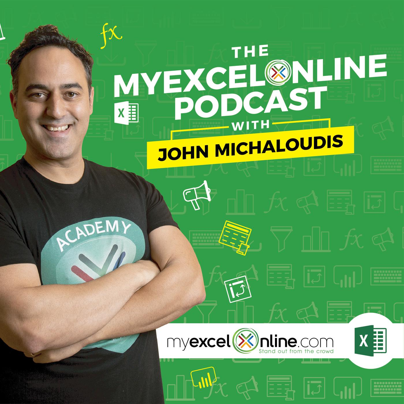 MyExcelOnline - Learn Microsoft Excel (podcast) - John