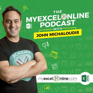 Meilleurs podcasts Technologie (2019): MyExcelOnline - Learn Microsoft Excel