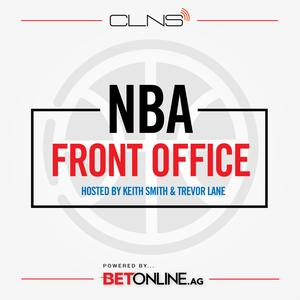 Best NBA Podcasts (2019): NBA Front Office w/ Keith Smith & Trevor Lane