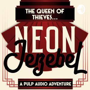 Best Fiction Podcasts (2019): Neon Jezebel