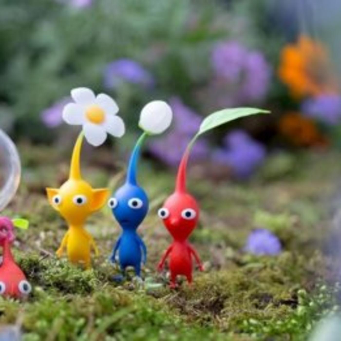 Pikmin 1 And 2 Covers Gaming Grooves Podcast Listen Notes