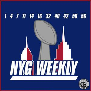 Best New York Podcasts (2019): NY Giants Weekly
