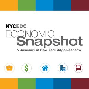 Best New York Podcasts (2019): NYCEDC Economic Snapshot