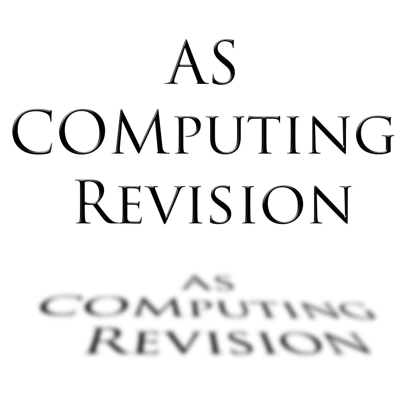 OCR A level Computing Revision (podcast) - Thomas Hudson