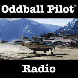 Best Aviation Podcasts (2019): Oddball Pilot Radio: Fuel for an unconventional flying career