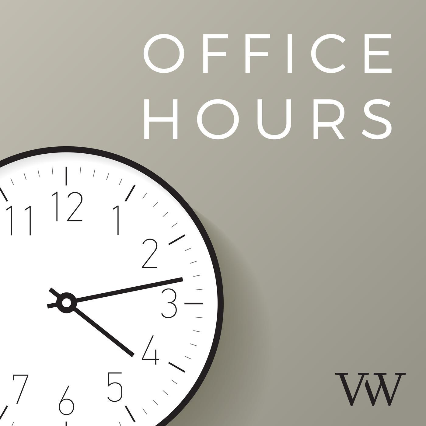 Office Hours with Vela Wood (podcast) - Vela Wood | Listen Notes