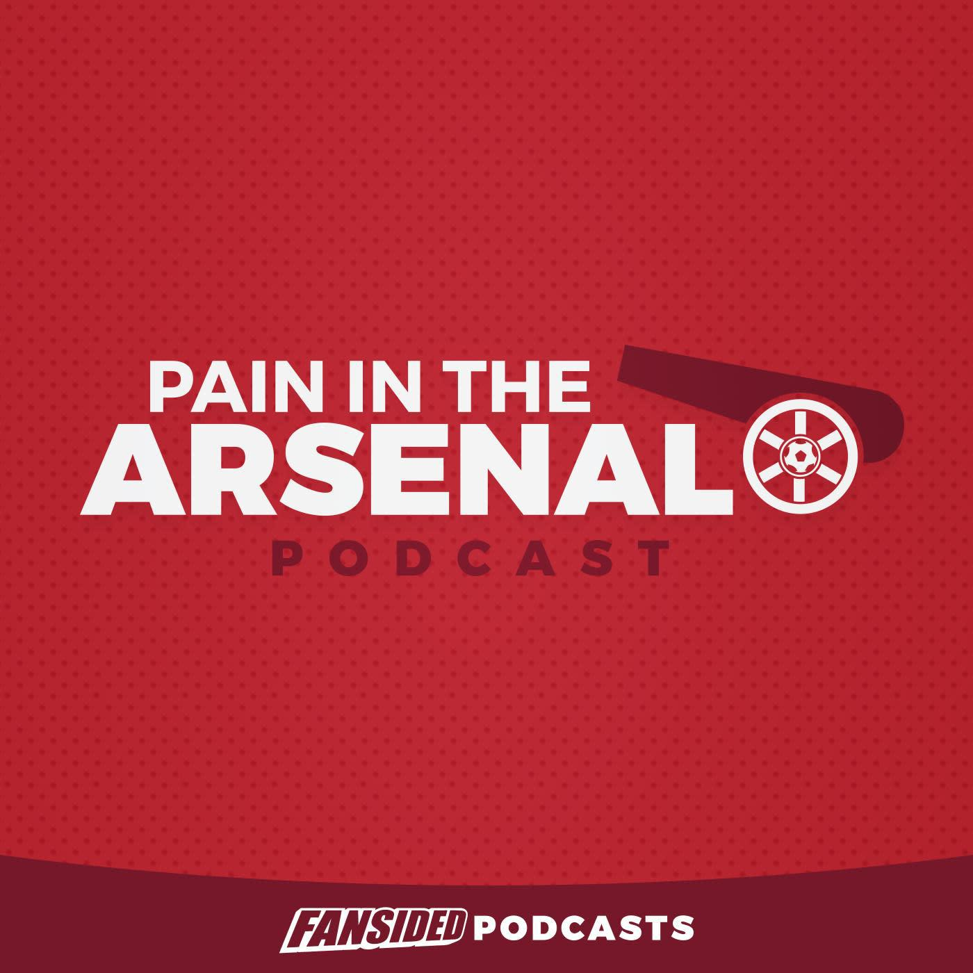 Pain in the Arsenal Podcast on Arsenal FC - FanSided