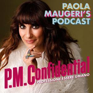 """paola maugeris podcast paola maugeri Re1puy VCTU """"Il Trombamico"""": una definizione aberrante dei nostri tempi"""